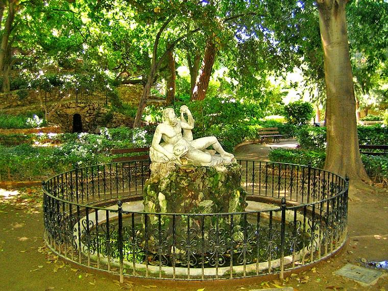 Picnic regencia en el jard n de monforte 20 04 2013 for Jardines de monforte valencia