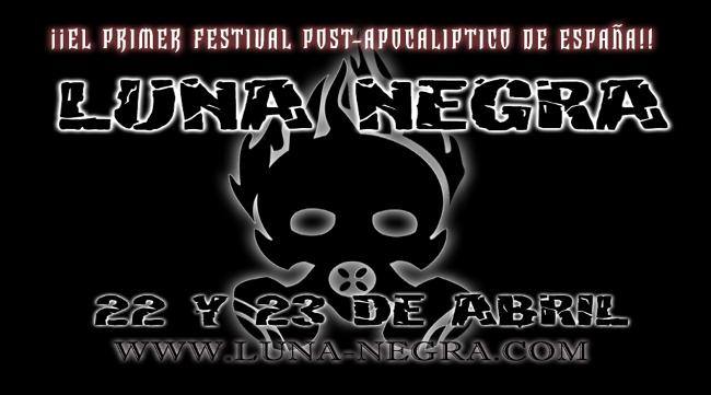 Festival luna negra abril 2017 dark valencia for Cambios de luna 2017