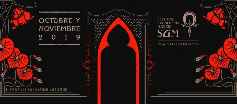 Sui Generis Madrid – Festival de Cultura Alternativa. Conciertos, literatura, cine, arte y moda.